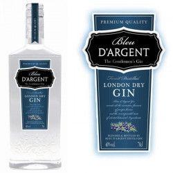 Gin Bleu d`Argent 40° 70cl