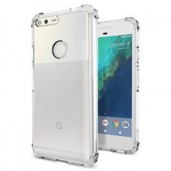 Spigen Crystal Shell Coque pour Google Pixel XL 2016 Crystal Clear