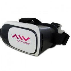 My Way Cardboard de réalité virtuelle - Blanc