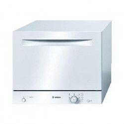 BOSCH SKS51E22EU - Lave-vaisselle posable - 6 couverts - 48dB - A+ - Larg. 55,1cm - Moteur induction