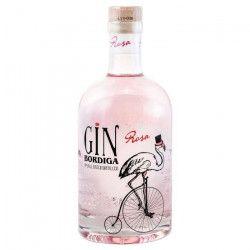 Gin Bordiga Rosa - 70 cl - 42°