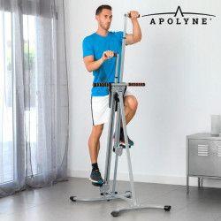 INNOVAGOODS Grimpeur vertical de Fitness - Avec vidéo d`exercices