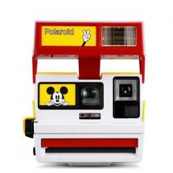 POLAROID ORIGINALS Appareil photo instantanée 600 - Édition limitée 90eme Anniversaire de Mickey