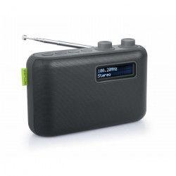 MUSE M-108 DB Radio DAB - Pile et secteur