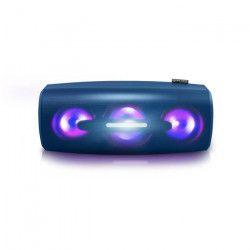 MUSE M-930 DJ Enceinte Bluetooth 80W Splash-proof - Bleu