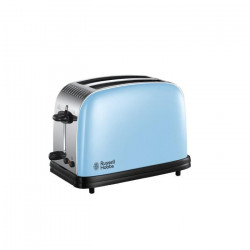 RUSSELL HOBBS 23335-56 - Toaster Colours Plus - Technologie Fast Toast - Bleu Ciel
