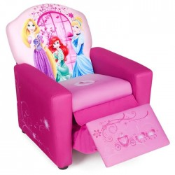 DISNEY PRINCESSES fauteuil inclinable