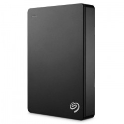 SEAGATE - Disque Dur Externe - Backup Plus Portable - 5To - USB 3.0