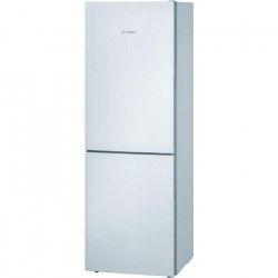 BOSCH KGV33VW31S - Réfrigérateur congélateur bas - 286L (192+94) - Froid brassé low frost - A++ - L 60cm x H