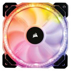 Corsair Ventilateur de boîtier HD120 RGB LED - High Performance - 120 mm - PWM
