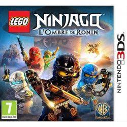 LEGO Ninjago :L`Ombre de Ronin Jeu 3DS