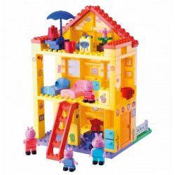 PEPPA PIG La Maison de Peppa a Construire