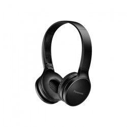 PANASONIC RPHF400BEK - Casque arceau - Bluetooth - Micro intégré - Noir
