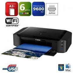 Imprimante CANON Pixma LP8750 - USB 2.0 / Wi-Fi - Jet d`encre - couleur - A3