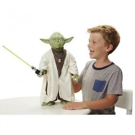 figurine star wars yoda 50 cm