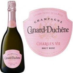 Champ. Canard Duchene Charles VII Rosé x1
