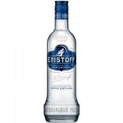 Eristoff Original Vodka 70 cl - 37.5°