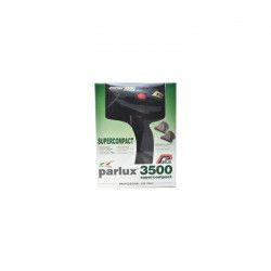 PARLUX Seche-cheveux - 3500 Supercompact - Débit d`air 73 m3/h - 2000 W - Noir