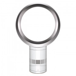 DYSON AM06 Ventilateur de table sans pâle - Technologie Air Multiplier - Oscillant - Intensité variable -