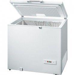 BOSCH GMC24AW20 - Congélateur coffre - 251L - Froid statique - A+ - L 101cm x H 91,6cm - Blanc