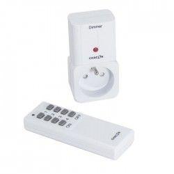 CHACON Kit prise télécommandée on/off avec 1 télécommande
