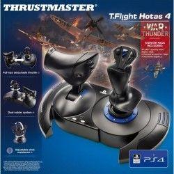 THRUSTMASTER T.Flight Hotas 4 + Jeu War Thunder PS4