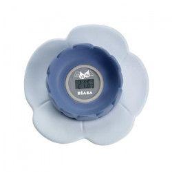 BEABA Thermometre de bain `Lotus` grey/blue