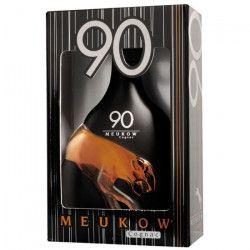 Meukow 90 Cognac Coffret 70cl