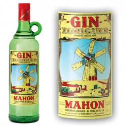 Gin Xoriguer Mahon 70cl 38°