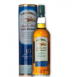 The Tyrconnell 10 ans Sherry Finish - Single Malt Irish Whiskey - 46%vol - 70cl