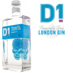 D1 Gin 70cl 40° London Gin