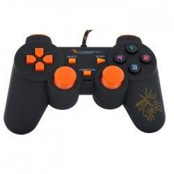 Dragon War Manette Dragon Shock Filaire Orange PC / PS3