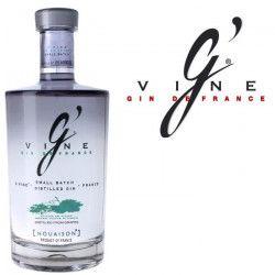 Gin G`vine Nouaison 70cl 70cl 43.9°