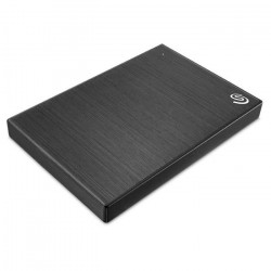 SEAGATE - Disque dur externe - Backup Plus Slim - 1 To - Noir (STHN1000400)