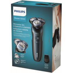 PHILIPS RASOIR SERIE6000 TETES FLEXIBLES MULTI DIRECTIONS MODE PROTECTION W&D RECH