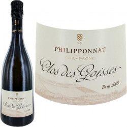 Philipponnat Clos des Goisses Champagne Millésimé 2005