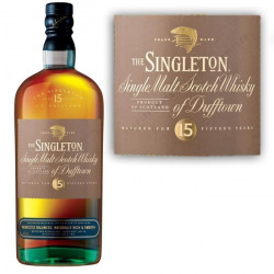 SINGLETON OF DUFFTOWN 15 ANS