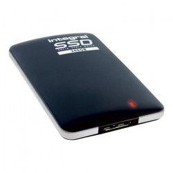 INTEGRAL SSD Portable 240 Go Disque Dur Externe Flash USB 3.0 - Ultra Compact Antichoc - Haute Vitesse jusqu`a
