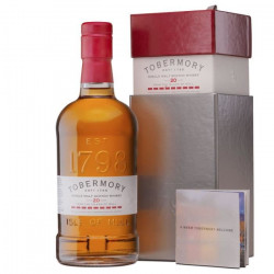 Tobermory 20 ans 46.3°