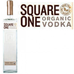 Square One Vodka Bio 70cl