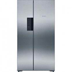 BOSCH - KAN92VI35 - Réfrigérateur Américain - 604L (387L + 202L) - Froid ventilé - A++ - L91,2cm x H175,6cm -