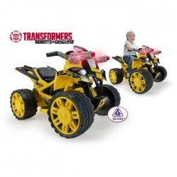 INJUSA Quad Electrique The Beast Transformers 12V