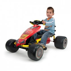 CARS Go Kart a Pedales