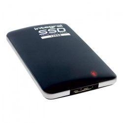 INTEGRAL SSD Portable 120 Go Disque Dur Externe Flash USB 3.0 - Ultra Compact Antichoc - Haute Vitesse jusqu`a